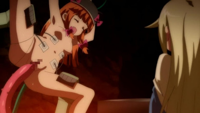 Hentai Naedoko Demon's Ground: Naraku no Harami Hime imagen 2 sub español